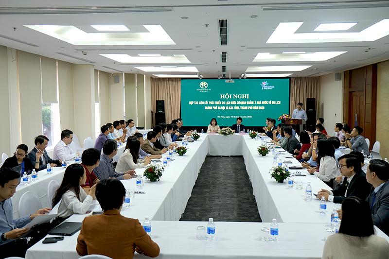 Nâng cao hiệu quả hoạt động hợp tác, liên kết phát triển du lịch giữa Thủ đô và các tỉnh, thành phố trong cả nước