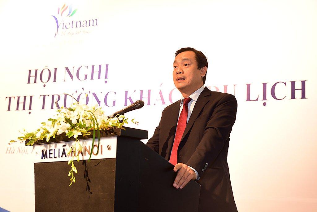 Tổng cục trưởng Nguyễn Trùng Khánh: Tập trung cơ cấu lại thị trường, khai thác phân khúc giá trị gia tăng cao và đẩy mạnh chuyển đổi số trong lĩnh vực du lịch