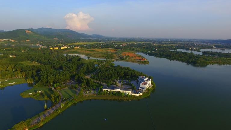 Vĩnh Phúc: Phát triển du lịch gắn với bảo vệ môi trường sinh thái