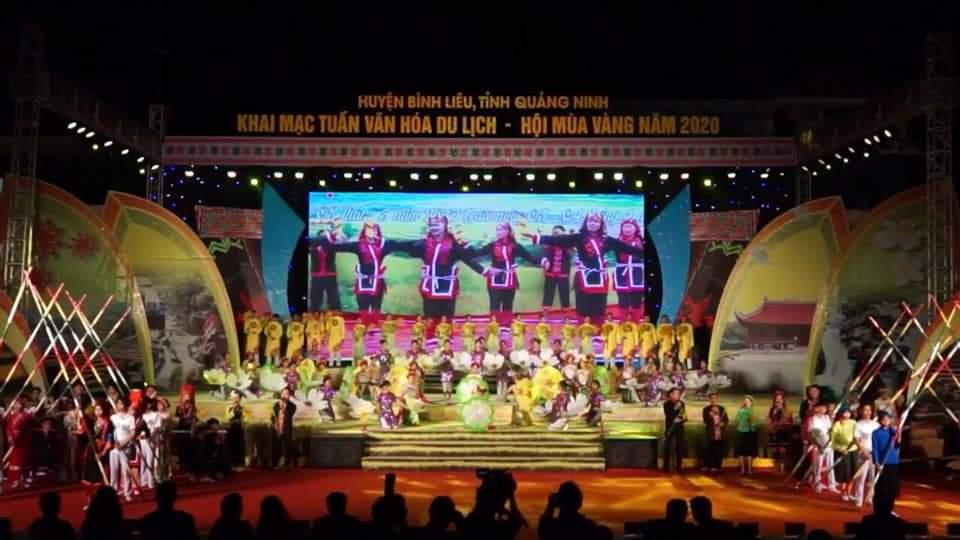Khai mạc Tuần Văn hóa - Du lịch và Hội Mùa vàng huyện Bình Liêu năm 2020