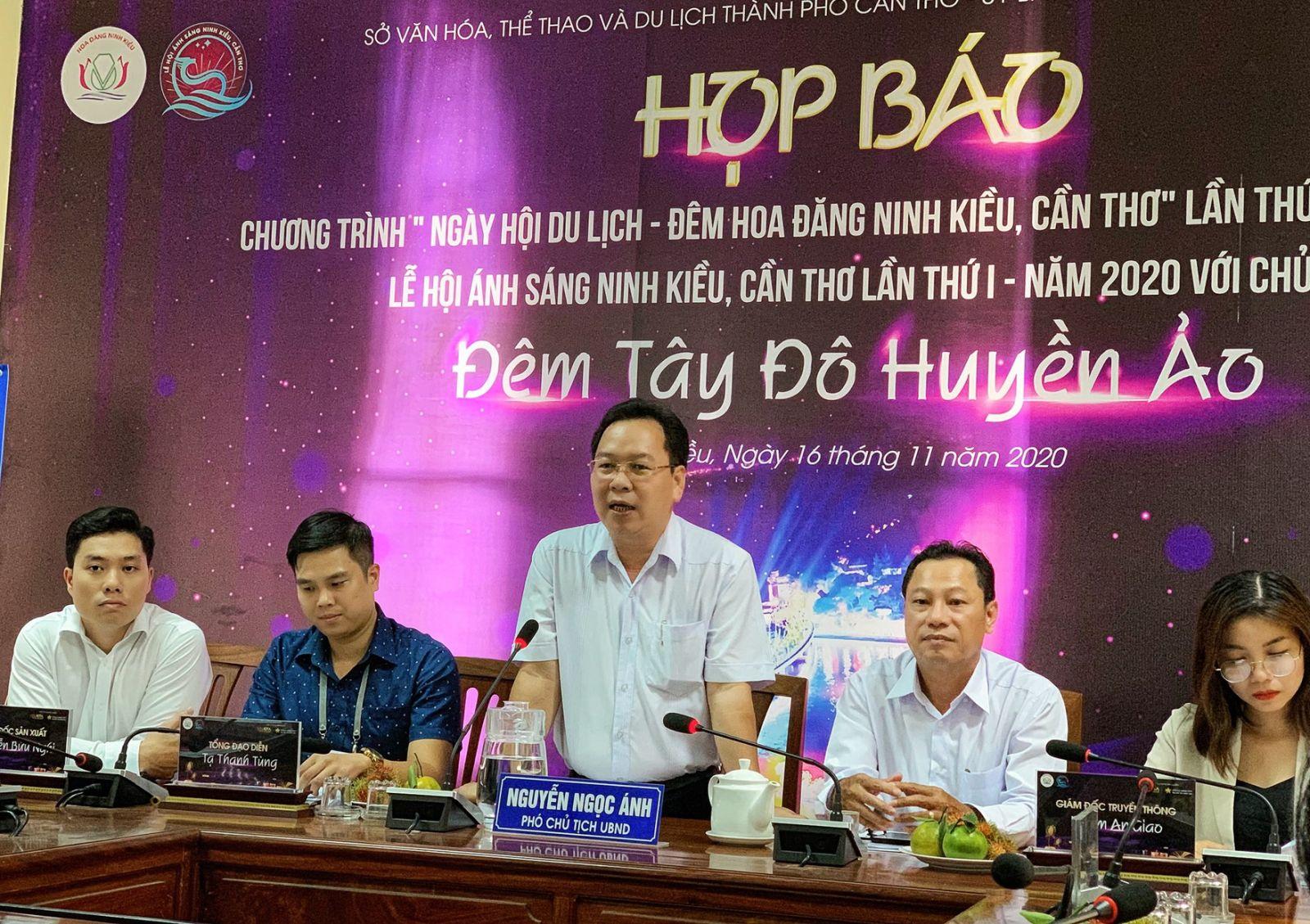 Cần Thơ: Sẵn sàng Ngày hội Du lịch - Đêm hoa đăng Ninh Kiều