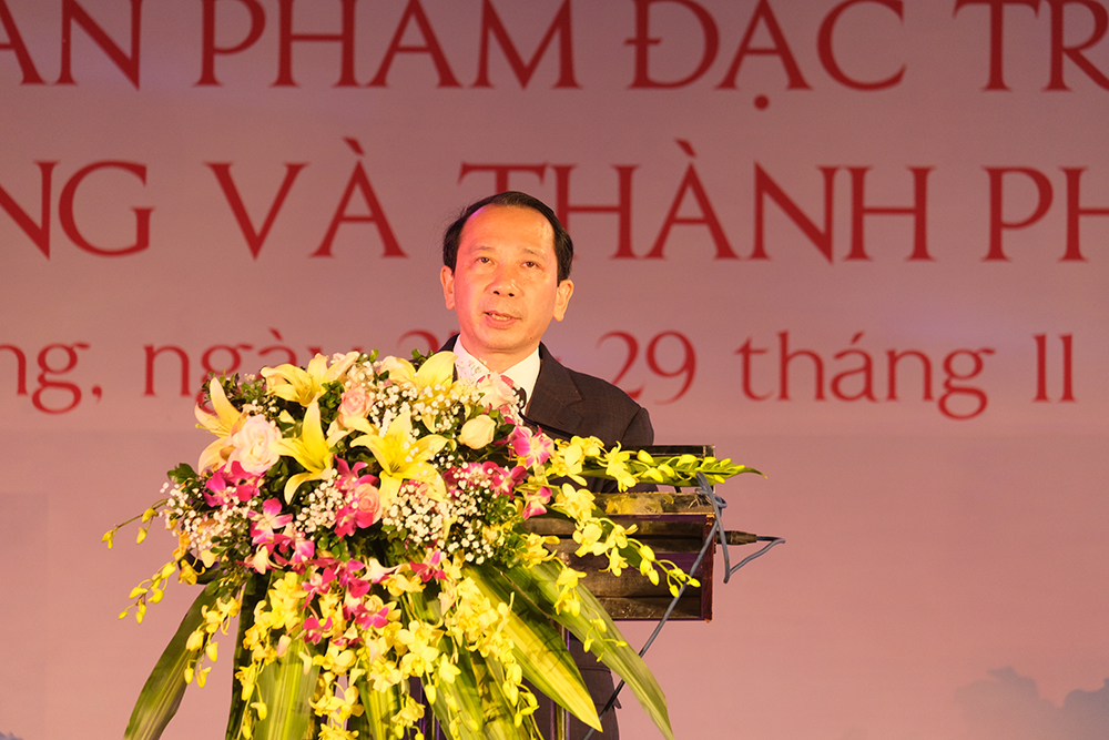Khai mạc Liên hoan ẩm thực giới thiệu sản phẩm đặc trưng và Triển lãm ảnh 8 tỉnh Tây Bắc mở rộng và TP. Hồ Chí Minh