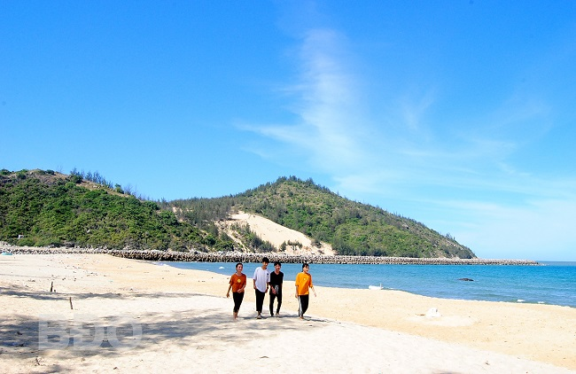 Bãi biển Đề Gi (Bình Định)