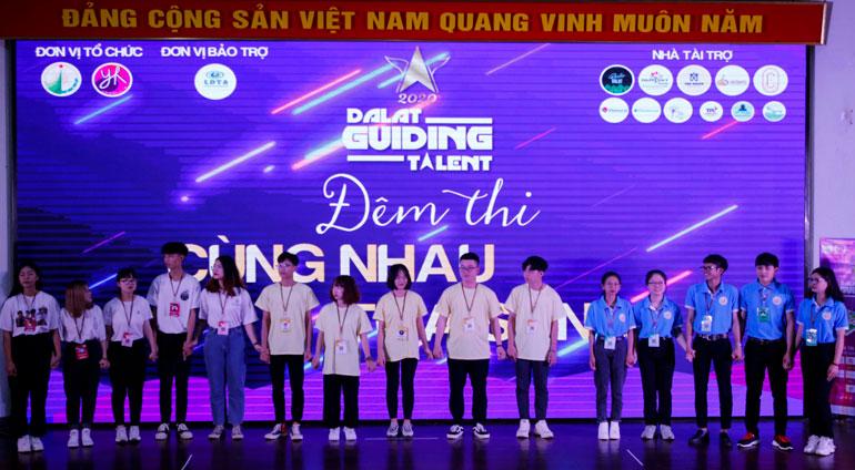 Vòng 2 Dalat Guiding Talent - Tỏa sáng cùng đồng đội