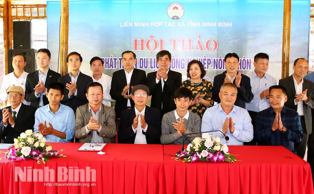 Ninh Bình: Du lịch nông thôn - hướng phát triển tiềm năng