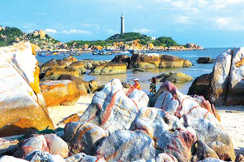 Du lịch Hàm Thuận Nam(Bình Thuận): Thời điểm nhộn nhịp những sắc màu
