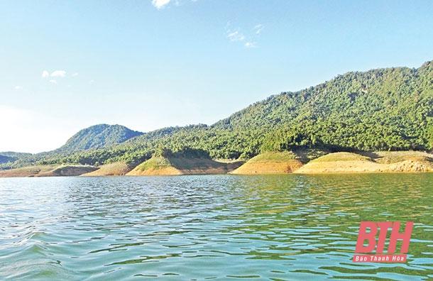 Thắng tích hồ Cửa Đạt -Thanh Hóa