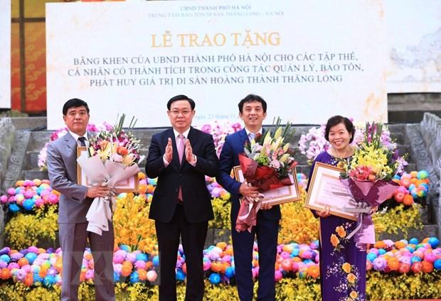 Kỷ niệm 10 năm Hoàng thành Thăng Long là Di sản văn hóa thế giới