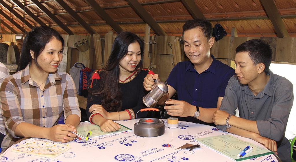 Đắk Lắk: Bồi dưỡng kỹ năng chế biến món ăn phục vụ khách du lịch