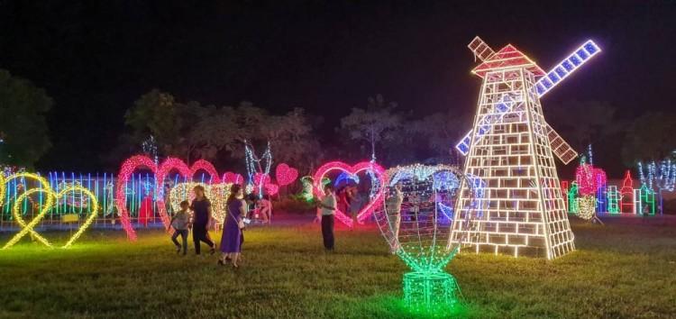 Lần đầu có Lễ hội ánh sáng Ninh Kiều, Cần Thơ