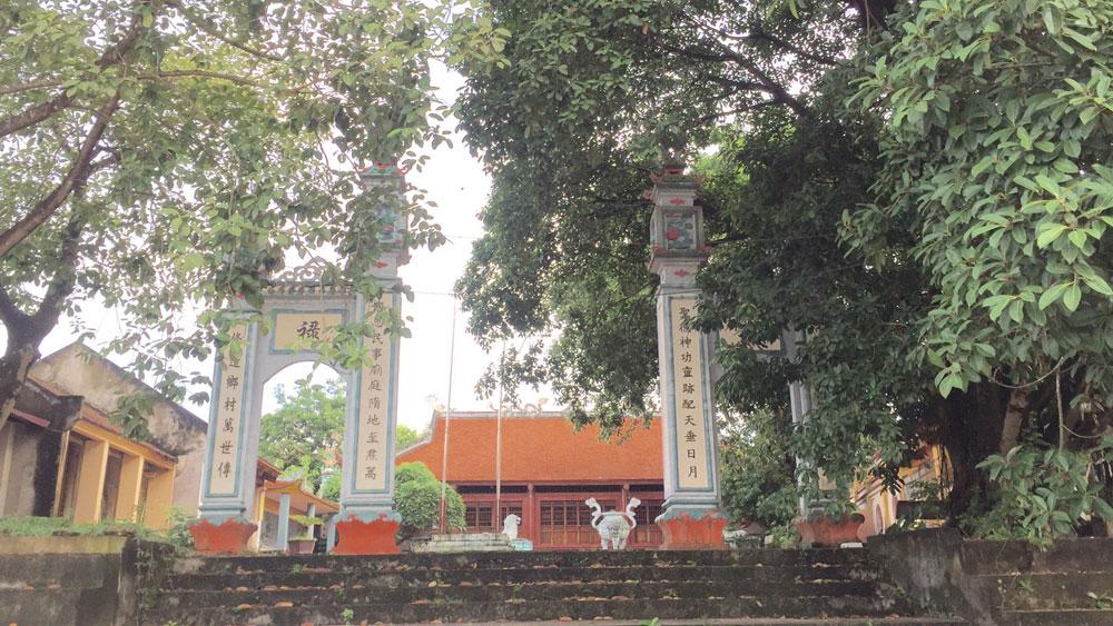 Tục thờ tổ nghề rèn sắt ở Hiệp Hoà (Bắc Giang)