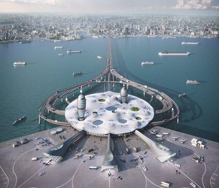 Nhật Bản thiết kế sân bay vũ trụ dành cho du khách