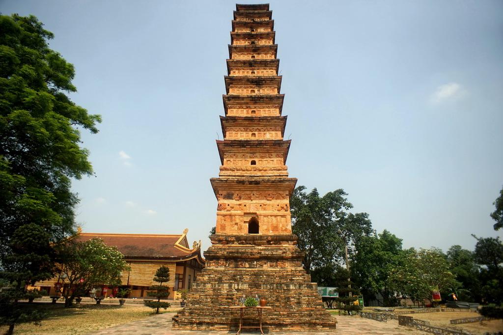 Tu bổ, phục hồi Di tích Tháp Bình Sơn, Vĩnh Phúc