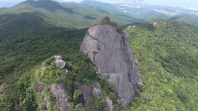 Phát hiện mới ở tháp Hòn Chuông (Bình Định)