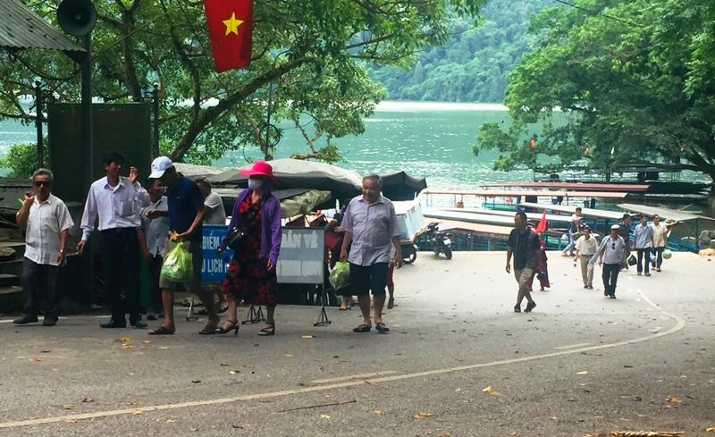 Bắc Kạn: Đổi mới trong phát triển du lịch cộng đồng ở Nam Mẫu