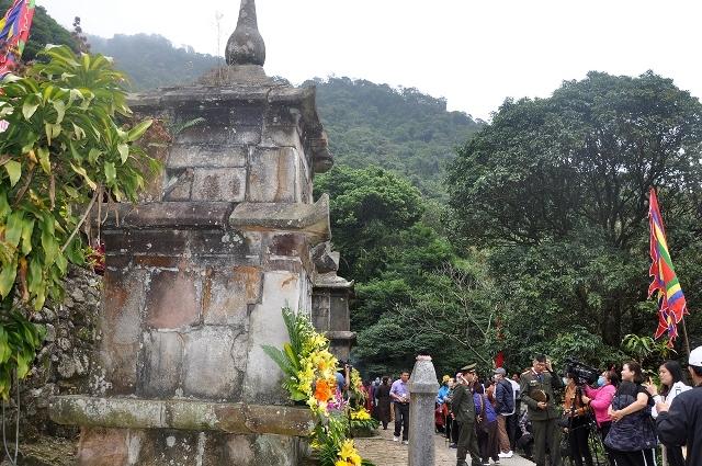 Khởi công tu bổ, tôn tạo am - chùa Ngoạ Vân, Quảng Ninh