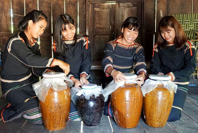 Độc đáo ẩm thực Đắk Nông
