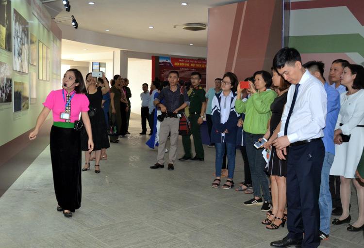 Điện Biên: Ðào tạo, bồi dưỡng nhân lực lĩnh vực du lịch