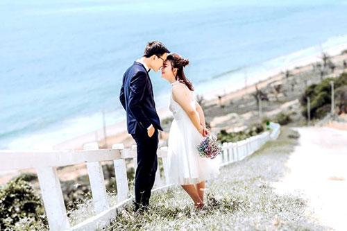 Đến Mũi Né du lịch và chụp ảnh cưới