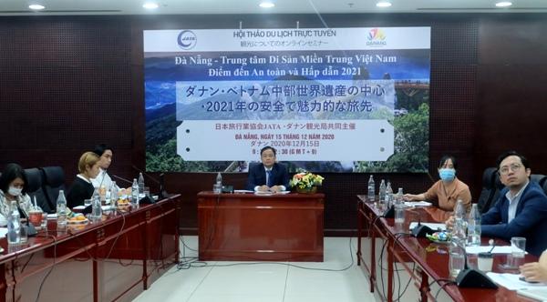 Đà Nẵng - Trung tâm di sản miền Trung Việt Nam, điểm đến an toàn, hấp dẫn 2021