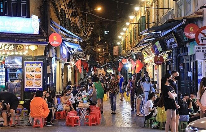 Đón Tết Dương lịch tại Hà Nội: Nhiều lựa chọn hấp dẫn