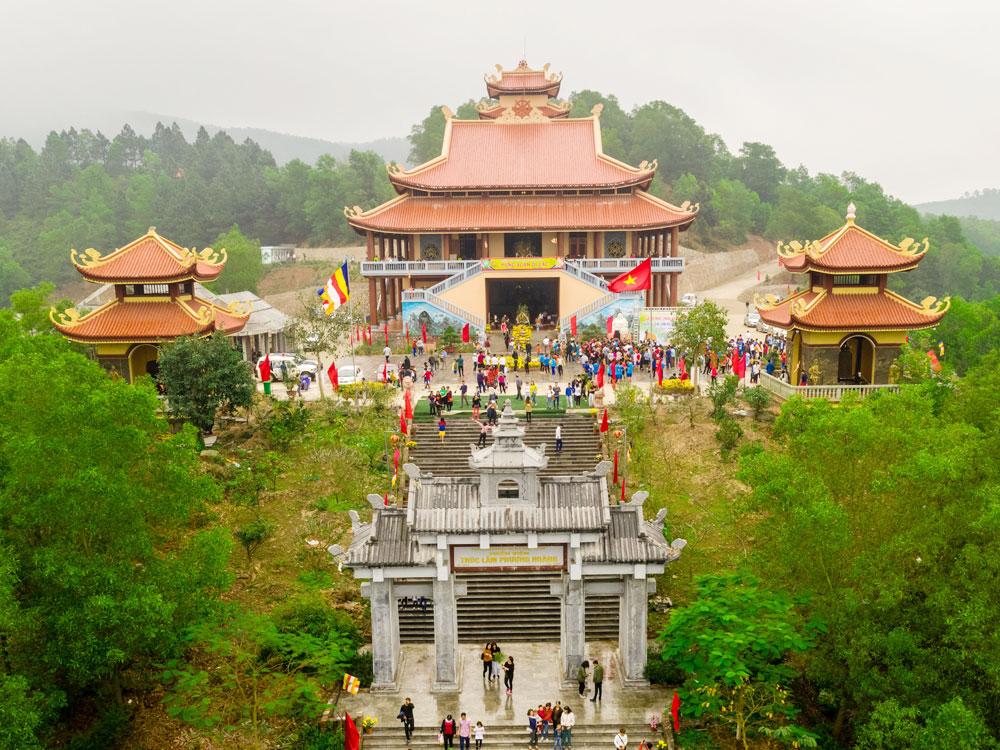 Bắc Giang: Khai thác tiềm năng du lịch văn hóa vùng đất Phượng Hoàng