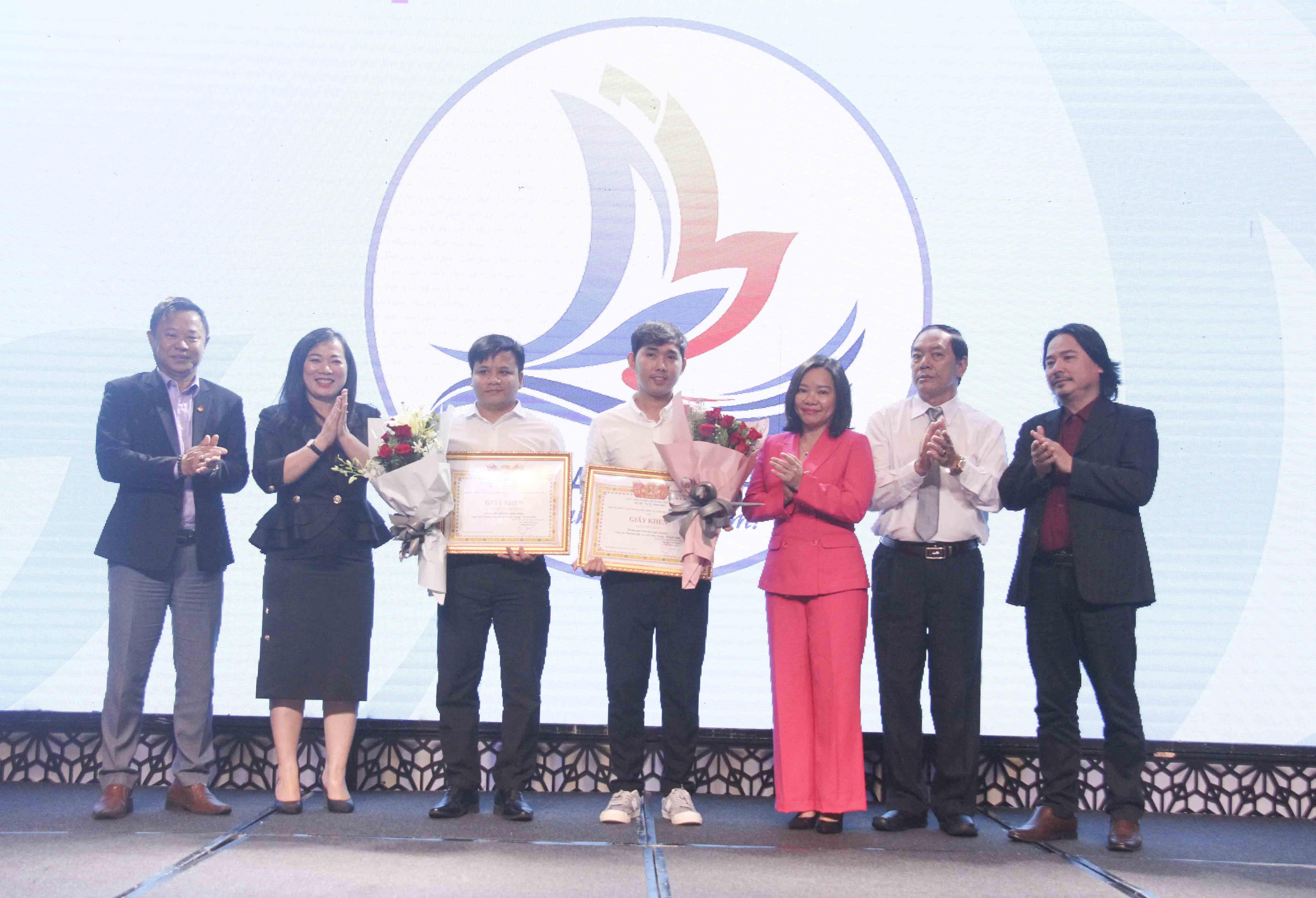 Trao giải Cuộc thi Thương hiệu Du lịch Nha Trang - Khánh Hòa