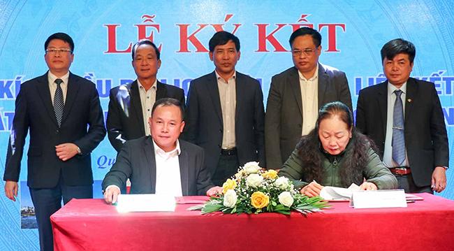 Bình Định, Quảng Ninh liên kết phát triển du lịch
