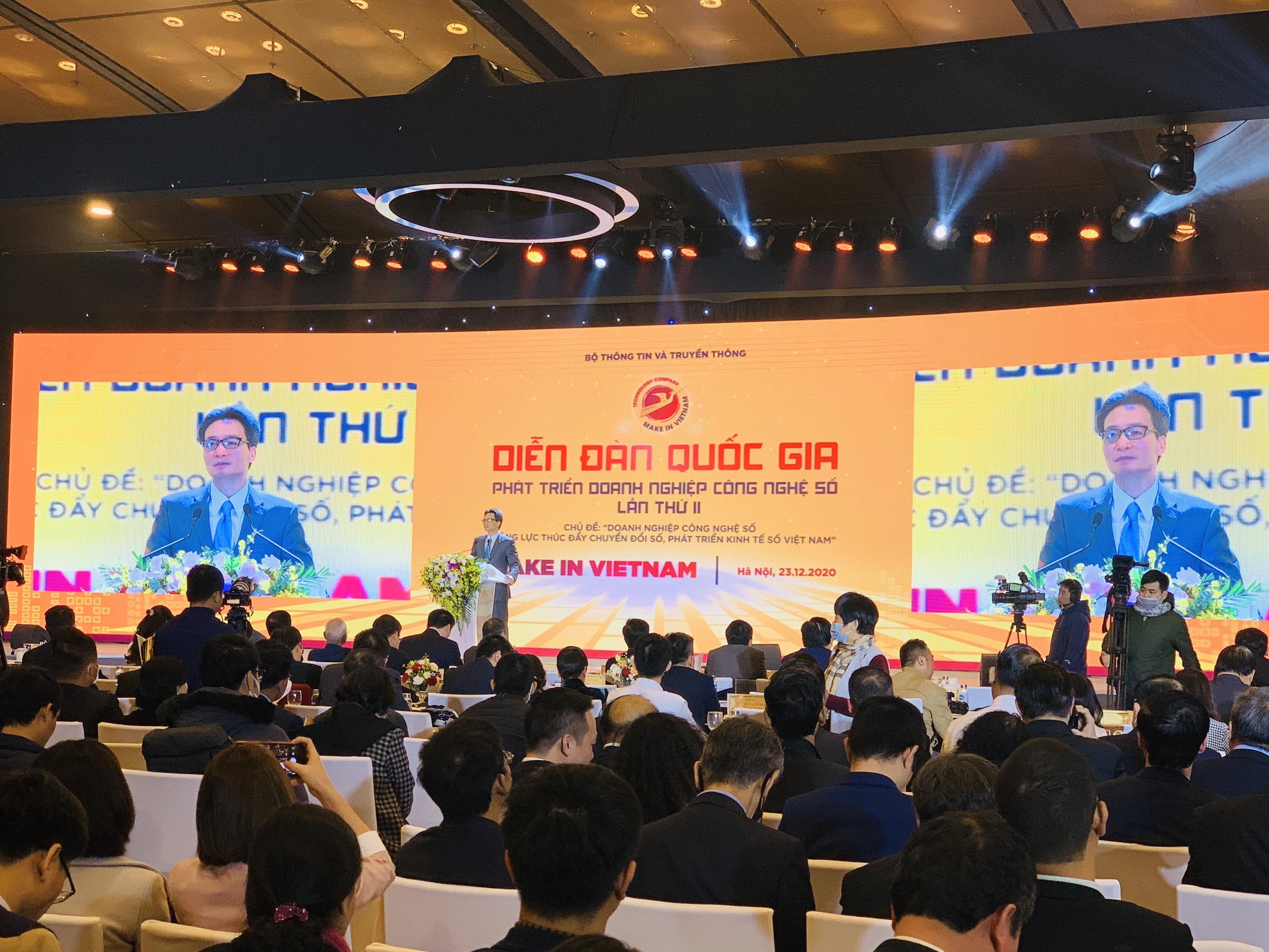 Tận dụng cơ hội chuyển đổi số để thúc đẩy kinh tế Việt Nam phát triển mạnh mẽ