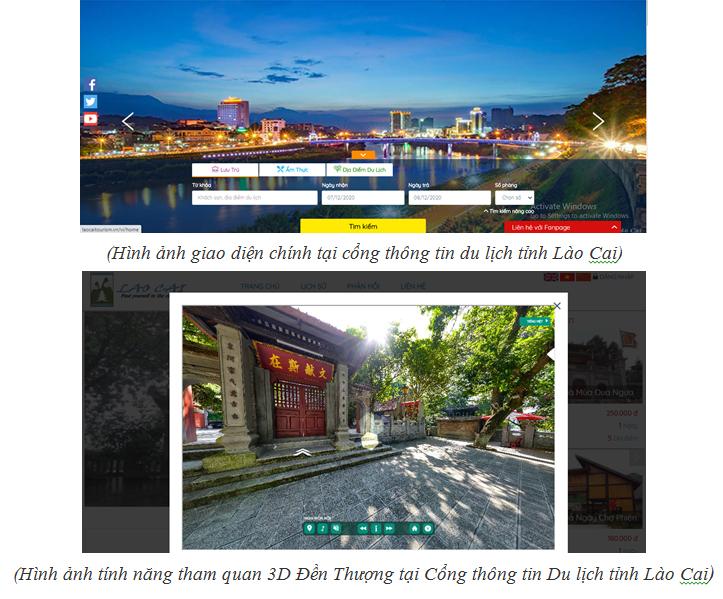 Du lịch Thông minh – Tương lai ngành du lịch tỉnh Lào Cai