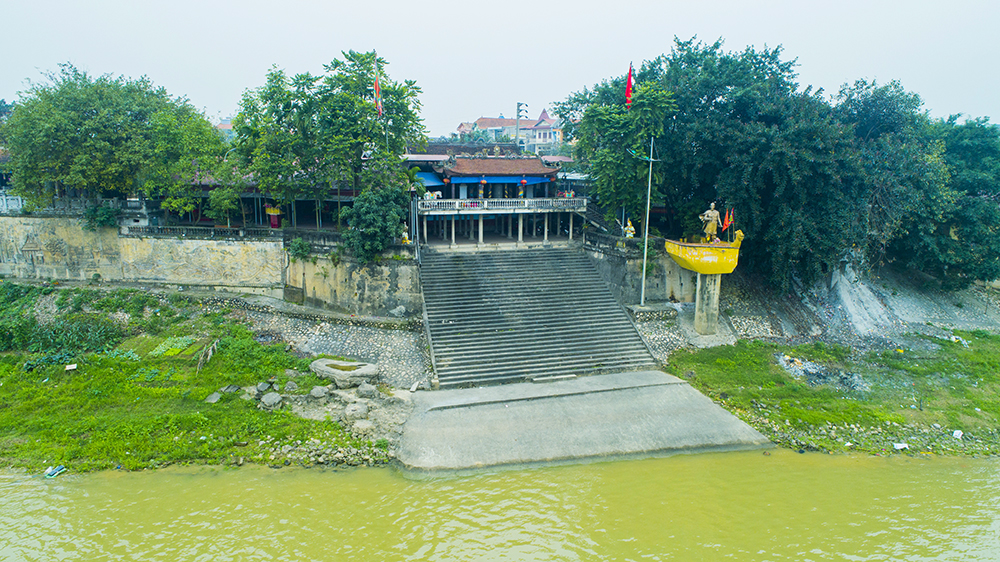 Bạch Hạc (Phú Thọ) - Vùng đất của di tích, danh thắng