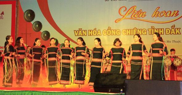 Những cung bậc cảm xúc từ Liên hoan Văn hóa cồng chiêng ở Đắk Lắk