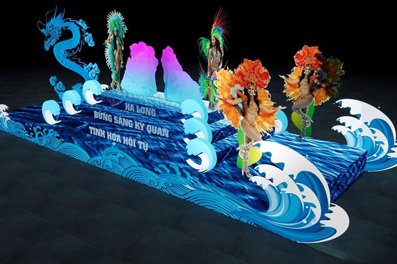 Quảng Ninh lần đầu tiên tổ chức Carnaval mùa Đông