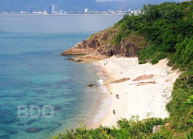 Thư giãn ở làng chài Hải Minh Ngoài