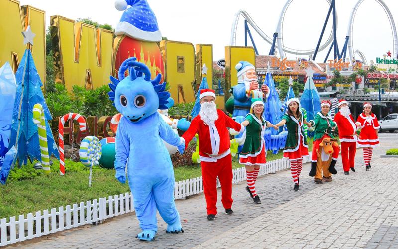 Nhiều lễ hội hấp dẫn dịp cuối năm