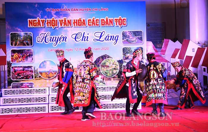Chi Lăng (Lạng Sơn) tổ chức Ngày hội văn hóa các dân tộc
