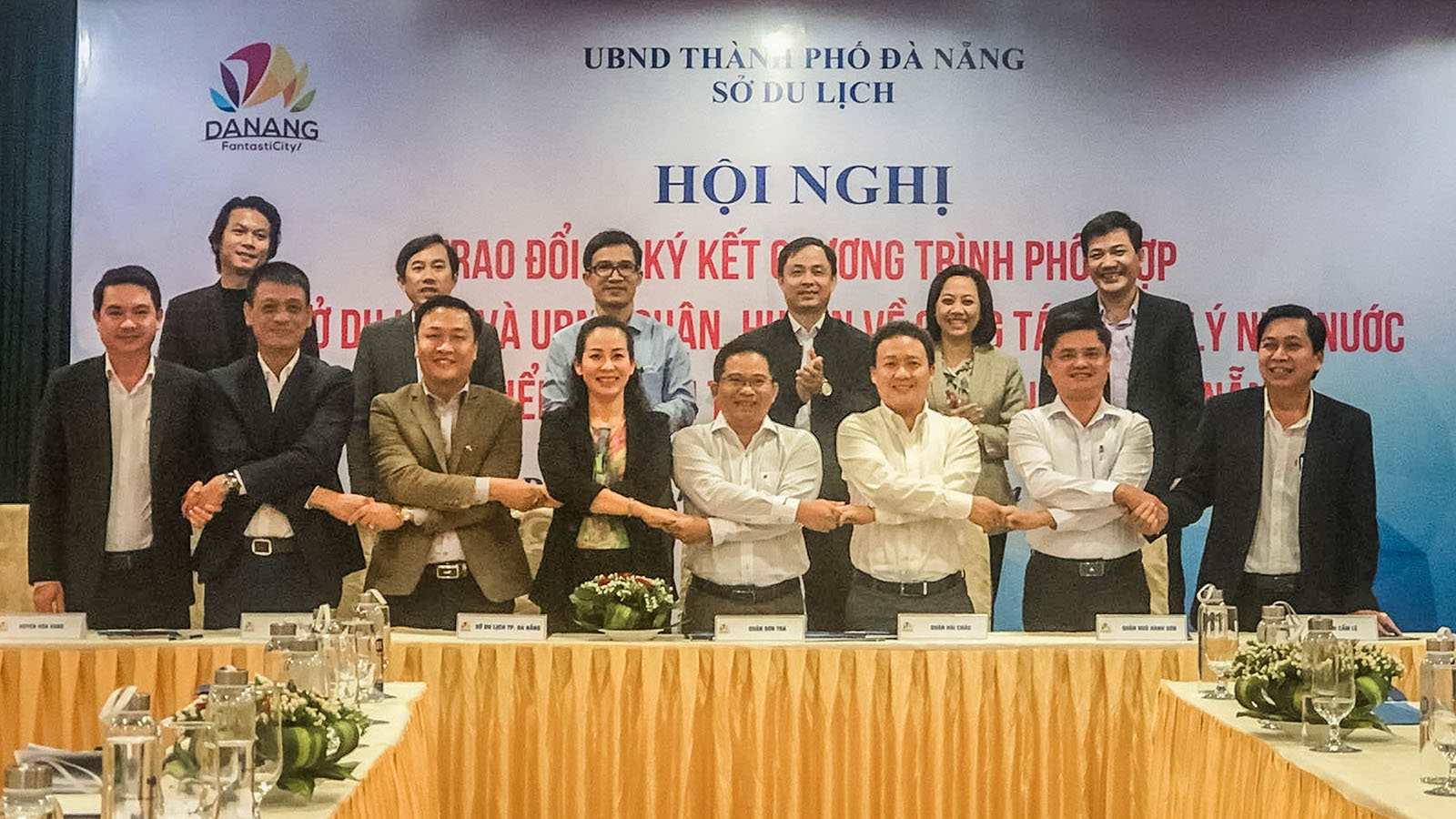 Sở Du lịch Đà Nẵng Ký kết phối hợp cùng các UBND các Quận, Huyện về công tác quản lý Nhà nước và phát triển du lịch