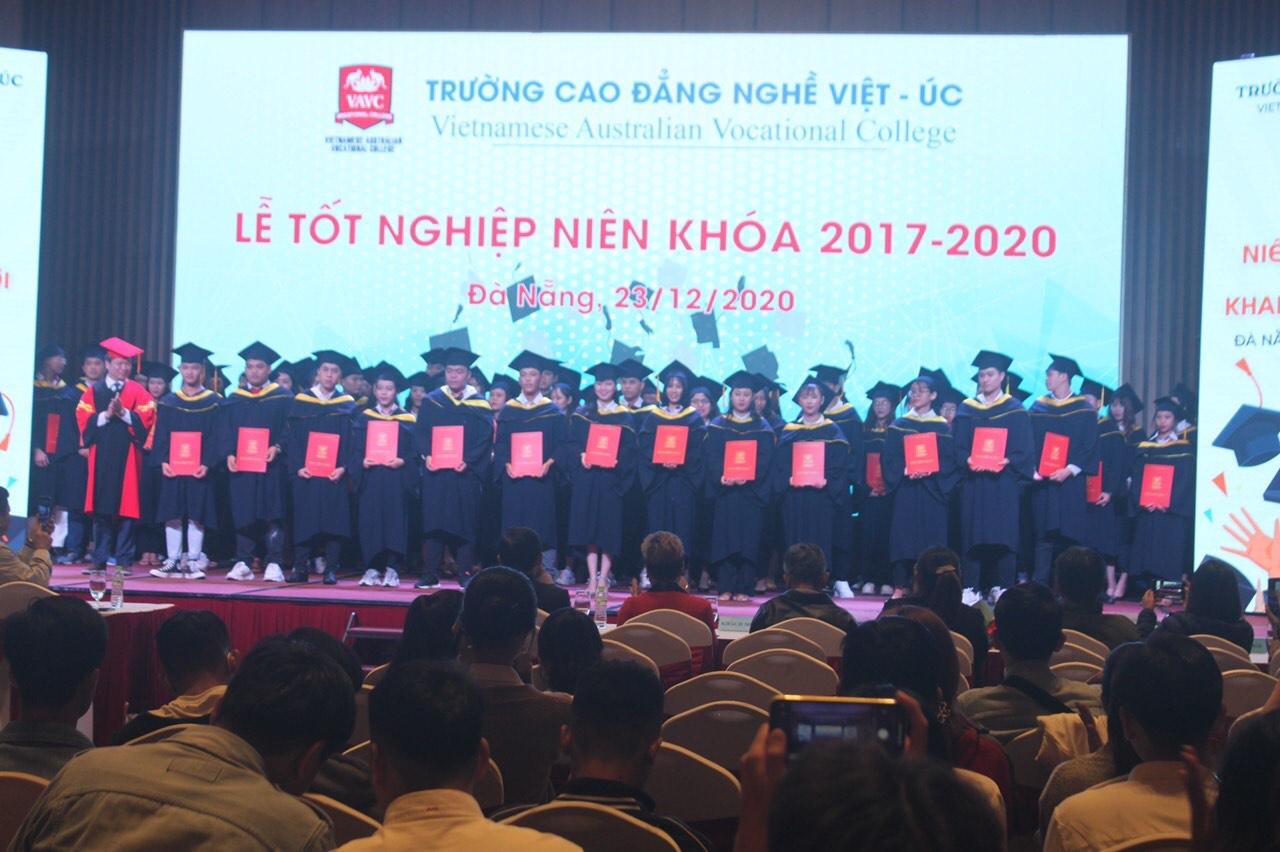 Trường Cao đẳng nghề Việt – Úc khai giảng năm học mới 2021