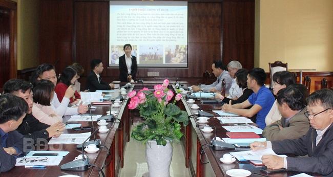 Bình Định: Tập huấn nghiệp vụ quản lý du lịch cộng đồng ở Quy Nhơn