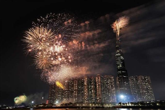 TP Hồ Chí Minh tổ chức nhiều hoạt động chào đón năm mới 2021