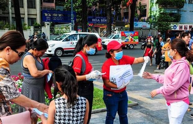 Ngành du lịch Thành phố Hồ Chí Minh ứng phó với dịch bệnh nCoV
