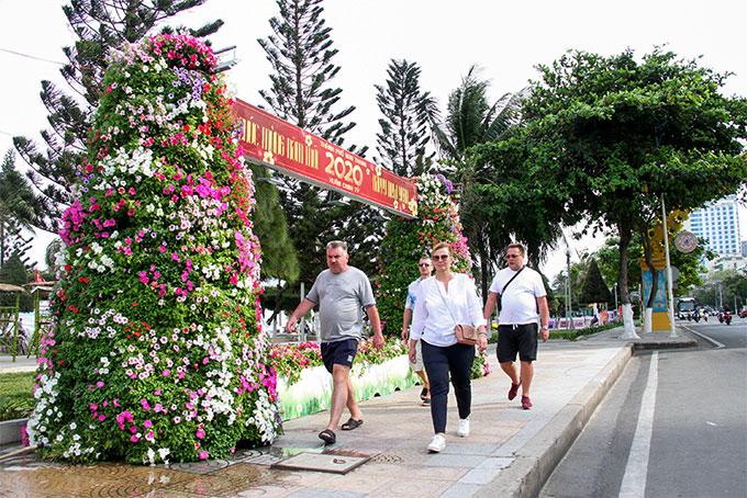 Du lịch Khánh Hòa vẫn giữ được thị trường trọng điểm