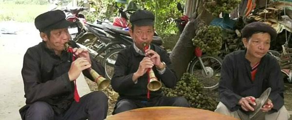 Kèn Pí Lè – Nhạc cụ văn hóa truyền thống của đồng bào Giáy