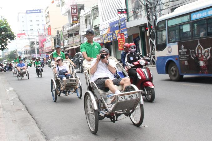 Nha Trang (Khánh Hòa) đón gần 1.200 khách du lịch tàu biển đến tham quan