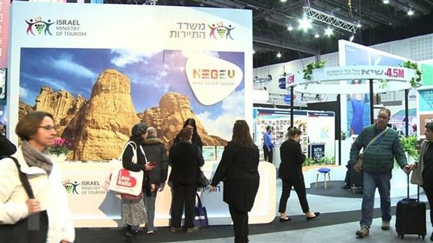 Quảng bá hình ảnh Việt Nam tại Hội chợ Du lịch Quốc tế Israel