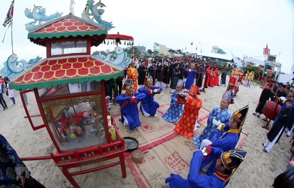 Bảo tồn không gian văn hóa làng biển Quảng Nam trước sức ép đô thị hóa