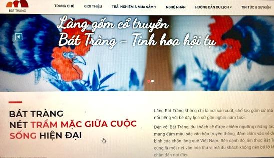 Hà Nội: Thúc đẩy du lịch nhờ công nghệ
