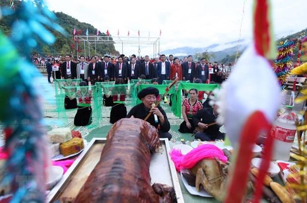 Phục dựng 7 lễ hội dân tộc: Bảo tồn, phát huy di sản văn hóa dân tộc