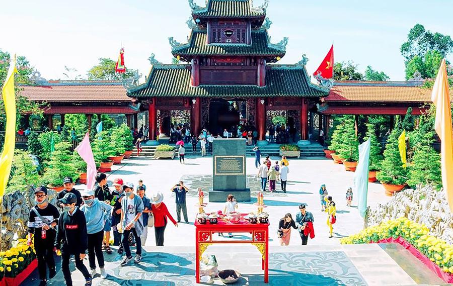 Cụm du lịch phía Đông ĐBSCL đạt doanh thu 5.667 tỉ đồng