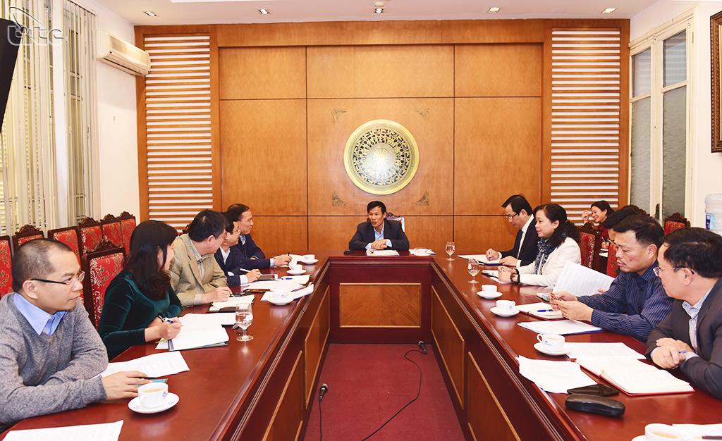 Bộ trưởng Nguyễn Ngọc Thiện chỉ đạo khẩn trương xây dựng các tiêu chí du lịch an toàn ứng phó với dịch Covid-19